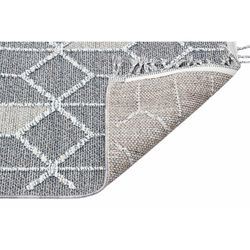Eko Halı Soho SH 03 Makine Halısı (Grey) - 80x300 cm