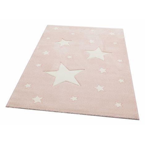 Eko Halı KDS 12 Pink Çocuk Halısı - 120x180 cm