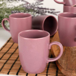 Keramika 990 A Bulut Mat Kupa - Violet