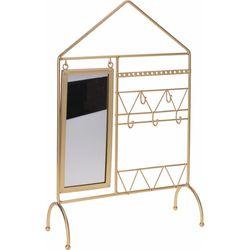 Simple Living Dekoratif Takı Askısı - Gold