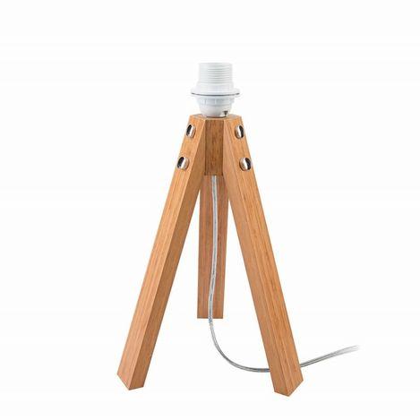 Deko Abajur Ayağı Bambu