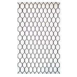 Giz Home SH21676 Shaman Kilim (Beyaz) - 115x180 cm