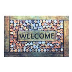 Giz Home Trendy Welcome Taş Kapı Paspası - 45x75 cm
