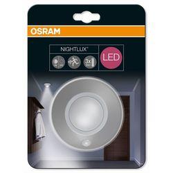 Osram Hareket Ve Işık Sensörlü Led Gece Kapı Önü Lambası - Gümüş Kasa