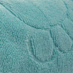 Hayal Ayak Havlusu (Aqua) - 50x70 cm