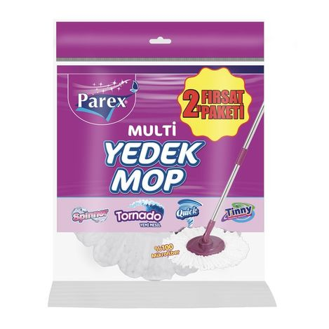 Parex Tornado Mop Yedek