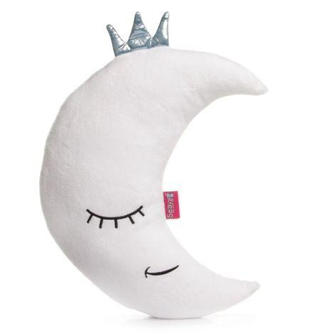 Selay Ay Figürlü Yastık - 35 cm