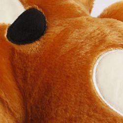 Selay Tilki Figürlü Yastık - 35 cm
