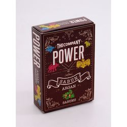 The Company Argan Sabunu - Power