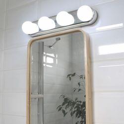 Petrix Taşnabilir Makyaj Aynası Led Işığı