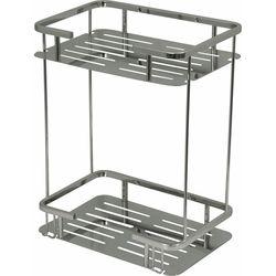Çelik Banyo Lidya 2'li Süngerlik - 15x22 cm