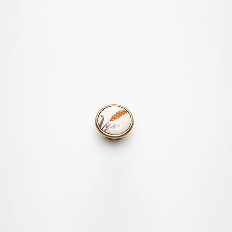 Esal Büyük Göreme Antik Düğme - Krem