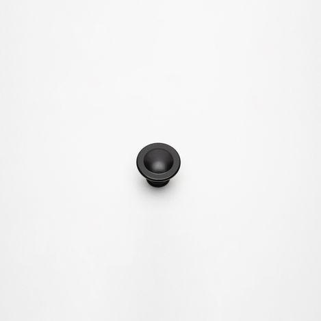 Esal Keops Düğme Kulp - Siyah