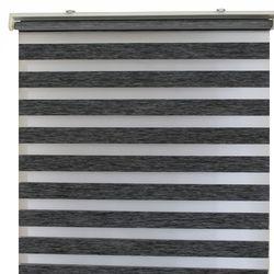 Gardinia 90-294 Zebra Stor Perde (Antrasit) - 160x260 cm
