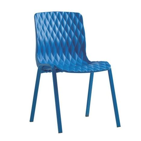 Novussi Royal Sandalye - Mavi