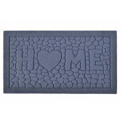 Giz Home Parga Kapı Paspası (Mavi) - 40x60 cm