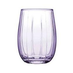 Paşabahçe 420405 3'lü Linka Meşrubat Bardağı - Mor