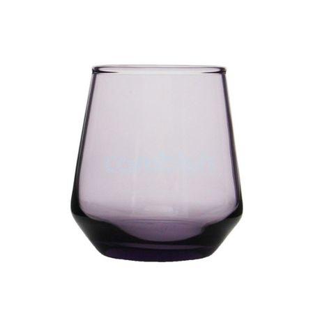 Paşabahçe 420202 6'lı Allegra Kahve Yanı Su Bardağı - Mor