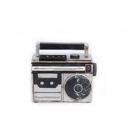 Star Dekor Radyo Müzik Kutusu - 14 cm