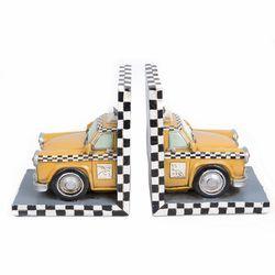 Star Dekor Sarı Taksi Kitap Desteği
