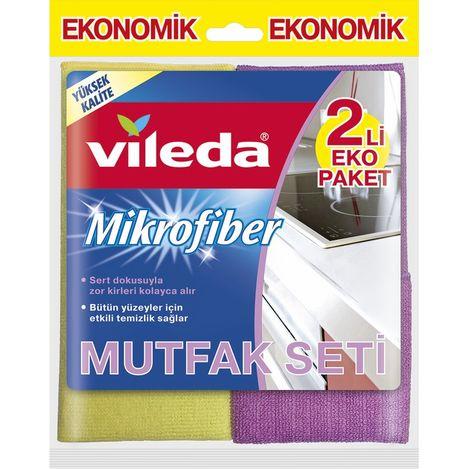 Vileda Microfiber Konfor Mutfak Bezi