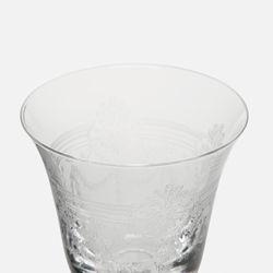 Cemile Rönesans 6'lı Ayaklı Kahve Yanı Su Bardağı