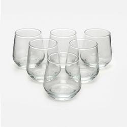 Paşabahçe 420202 6'lı Allegra Meşrubat Bardağı
