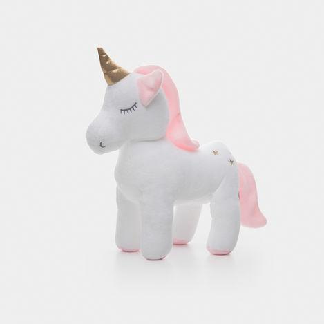 Selay Unicorn Figürlü Yastık - 35 cm