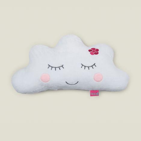Resim  Selay Bulut Figürlü Yastık - 43 cm