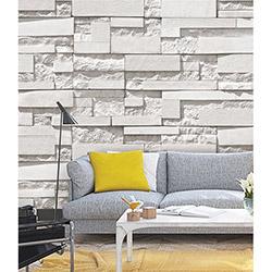 Golden 13151  Popüler Taş Desen Duvar Kağıdı (5 m²)