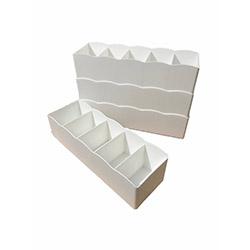 Kardelen ERL014 4'lü Çekmece Düzenleyici - Beyaz