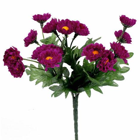 Resim  EuroFlora 62334 Yapay Çiçek - 20 cm