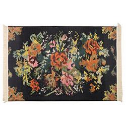 Marka Ev 35 Karabağ Halı (Siyah) - 155x230 cm