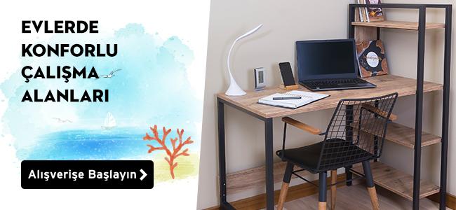 Home Office Günlerinde İhtiyacınız olan Ürünler