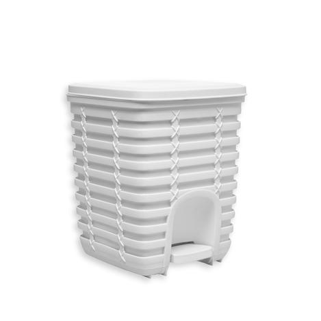 Primanova Palm Pedallı Banyo Çöp Kovası - 9 Litre