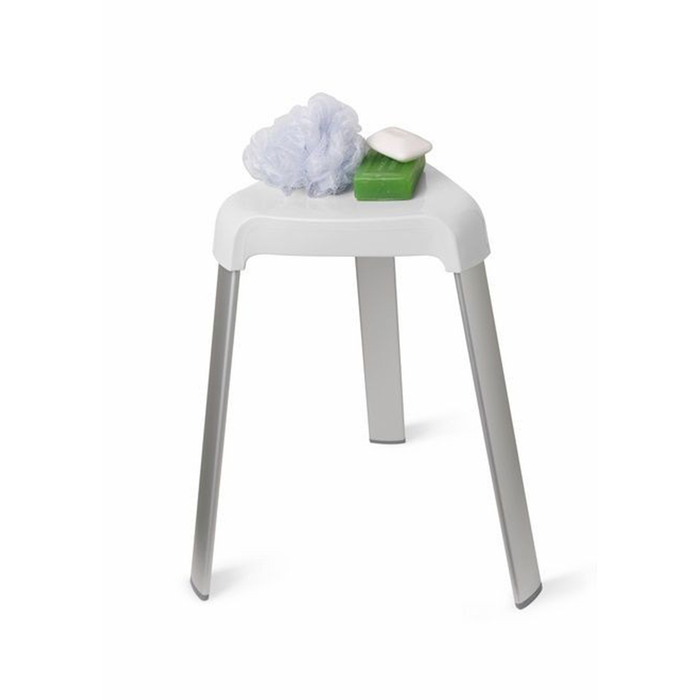 Resim  Primanova Banyo Taburesi - Beyaz