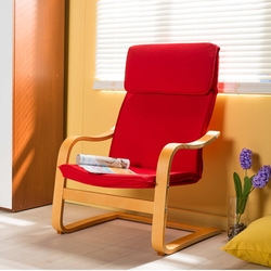 Adore Easy Relax Tv Ve Dinlenme Koltuğu - Kırmızı
