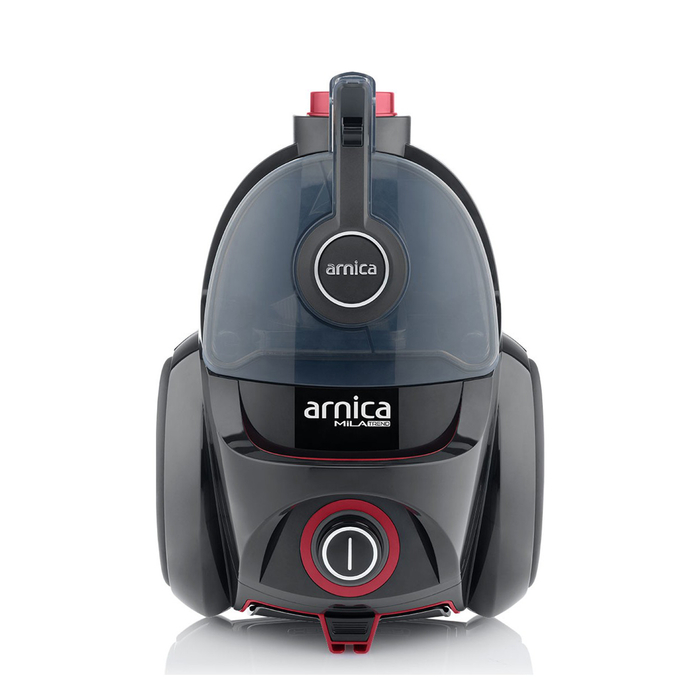 Arnica Mila Trend ET14442 Toz Torbasız Süpürge - Siyah / 750 Watt