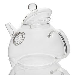 Tohana Cam Çaydanlık - 800x1500 lt.