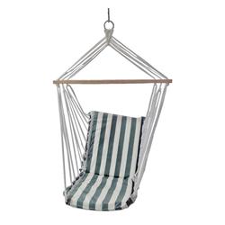 Altınoluk Sandalye Salıncak - Yeşil Beyaz