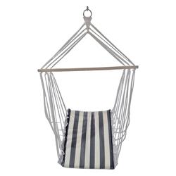 Altınoluk Sandalye Salıncak - Siyah Beyaz