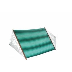 Altınoluk Bez Hamak  ( Yeşil Beyaz )