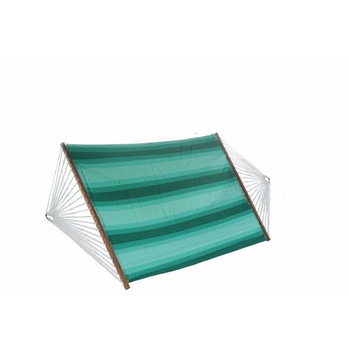 Resim  Altınoluk Bez Hamak  ( Yeşil Beyaz )