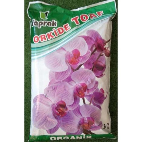 Yaprak Orkide Toprağı - 5 Litre