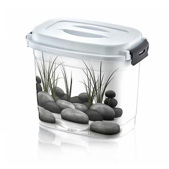Alper Banyo Taş Desen Küçük Deterjan Kutusu