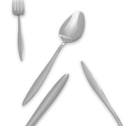 Aryıldız Elegant Parlak Pvd 24 Parça Çatal Kaşık Bıçak Takımı