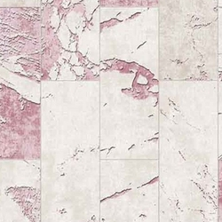 Dekoreko İnci Halı Dijital Saçaksız 2087 pudra ( 80 x 120 )