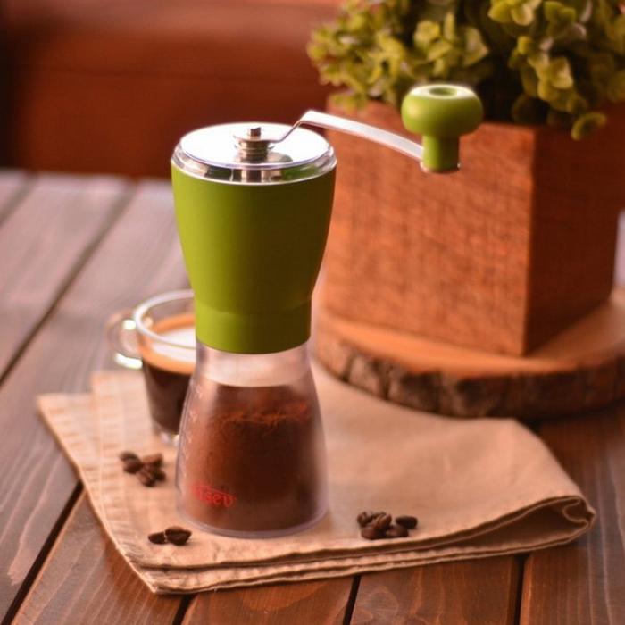 Taşev Grinde Kahve Ögütücü