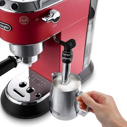 Delonghi EC 685.R Dedica Style Espresso Makinesi - Kırmızı / 1300 W