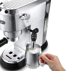 Delonghi EC 685.M Dedica Style Espresso Makinesi - Gri / 1300 Watt